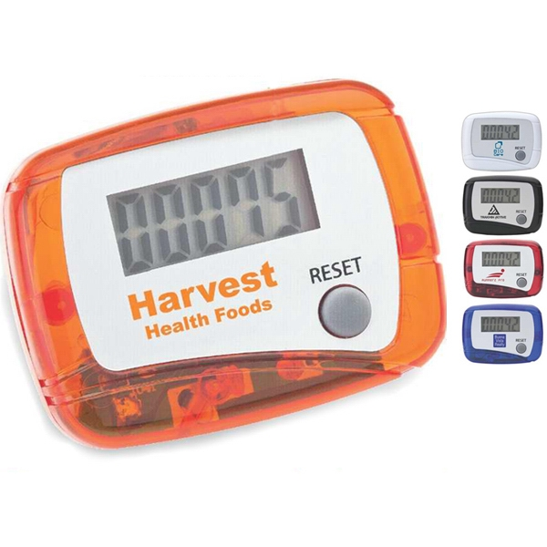 Pedometer With Digital Display Photo