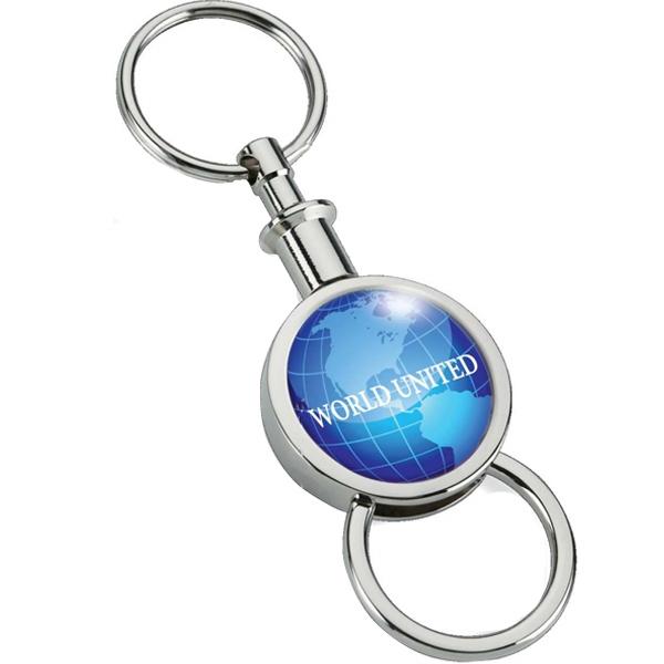 Separating Round Key Ring