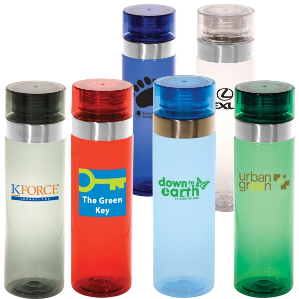 Vortex - 27 Oz. Tritan (tm) Copolyester Water Bottle, Bpa Free Photo