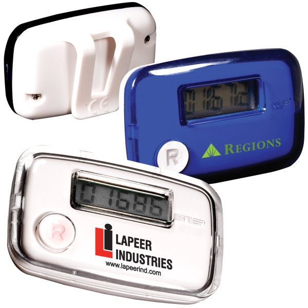 Stride Pal - Step Meter With Belt Clip Photo