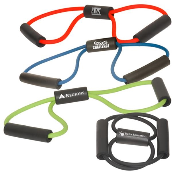 Exercise Band Made With Eva Foam Handles Photo