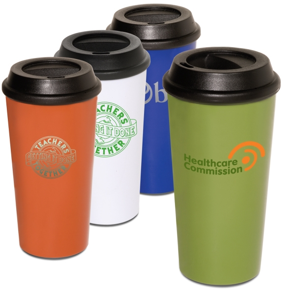 On-the-go - Travel Mug, 14 Ounces. Bpa Free Photo
