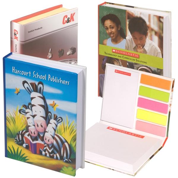 Custom Sticky Book (TM)