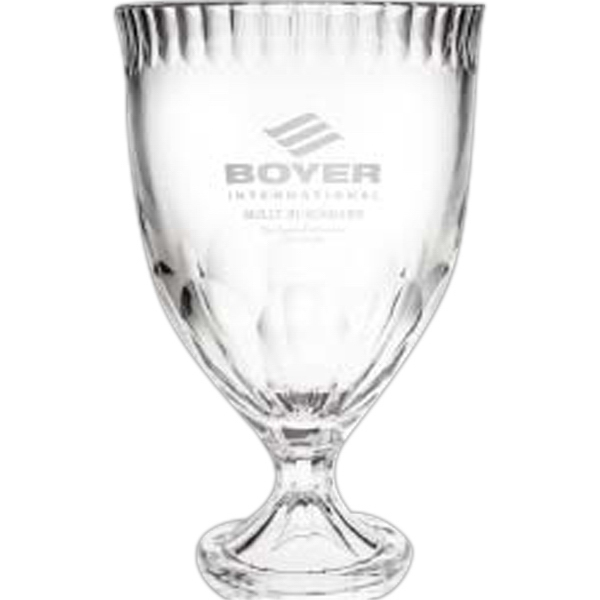 Odyssey Jaffa (r) Collection - 24% Lead Crystal Trophy Award Photo