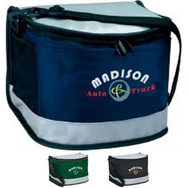 Koozie (r) Ergo Kooler - Cooler Made Of 70 Denier Nylon With Watertight Insulation And Side Mesh Pockets Photo