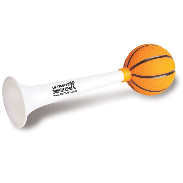 Rubber Basketball Horn Photo