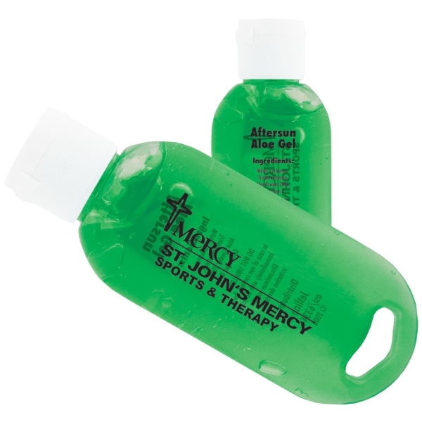 Aloe Vera Gel In 1.9 Oz. Bottle Photo