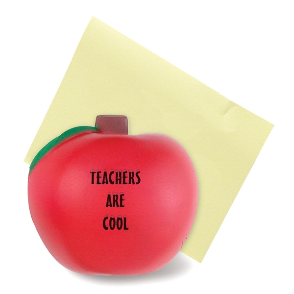 Apple Stress Reliever Magnet Photo