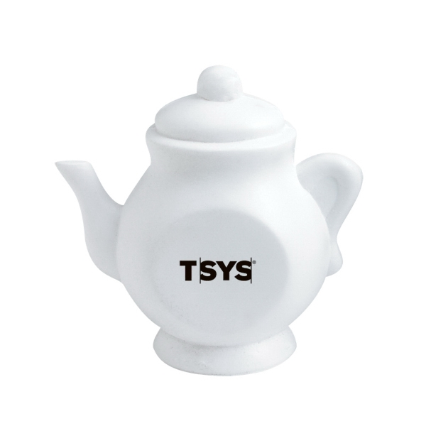Teapot Stress Reliever Photo