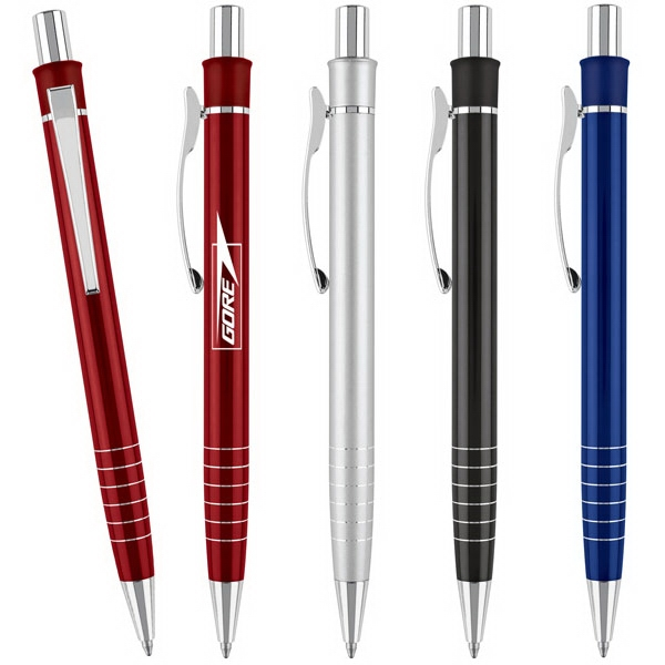 Slim-n-trim - Slim Metallic Color Pen With Enamel Finish Photo