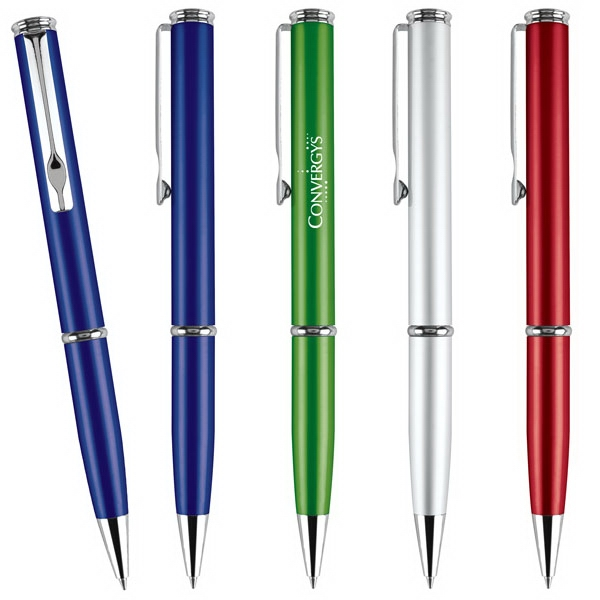 Aluminum Metallic Color Pen With Hidden Letter Opener Photo