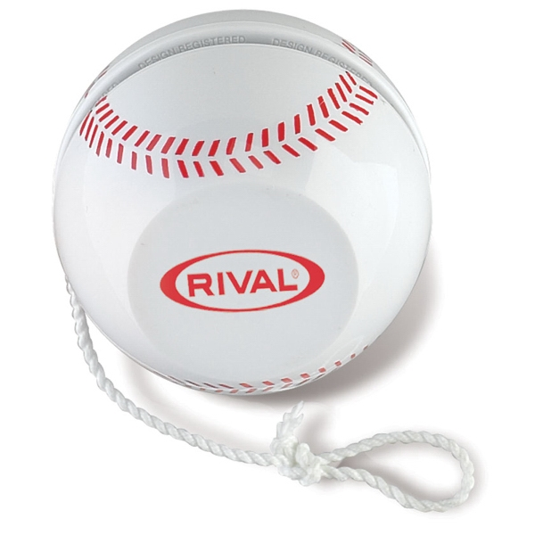 Baseball Shaped Yo-yo Photo