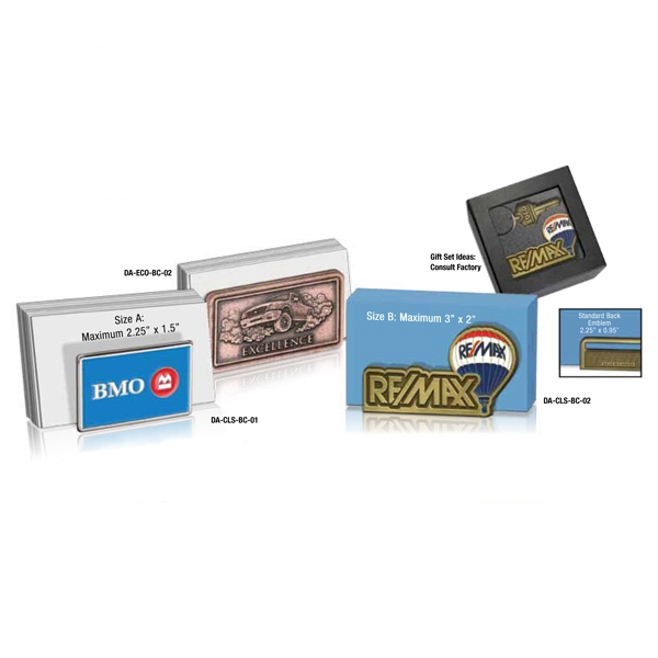Econo Size Business Card Holder Photo