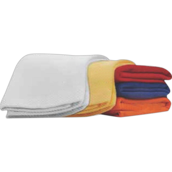 Reebok (r) - Royal - Soft And Luxurious Sport Towel. Opportunity Buy Photo