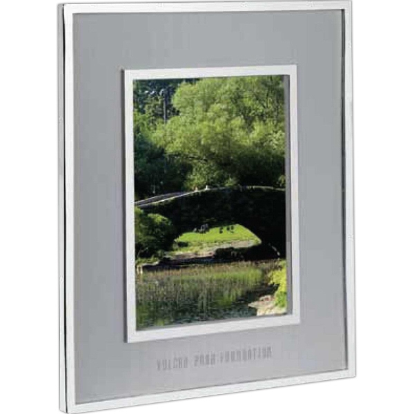 "Grandeur - Zinc Alloy Frame, Holds A 5"" X 7"" Photo Photo"