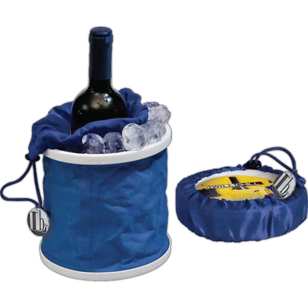 Highwave Willchill (tm) - Portable Ice Bucket For Wine Photo