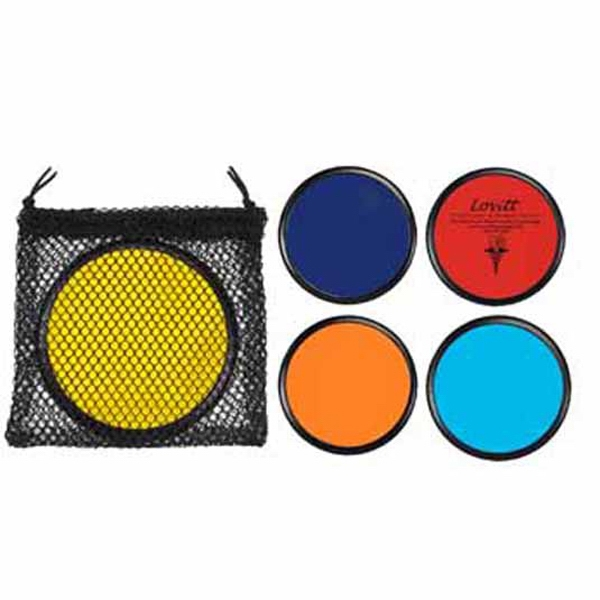 Colorfest;skuba - Coaster Set Includes 4 Coasters Of The Same Color Photo