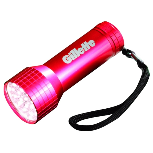 Blackjack 21 LED Flashlight