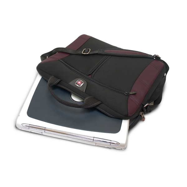 "Sherpa (tm) - This 15.4"" Slimcase Computer Sleeve Provides Versatility Photo"