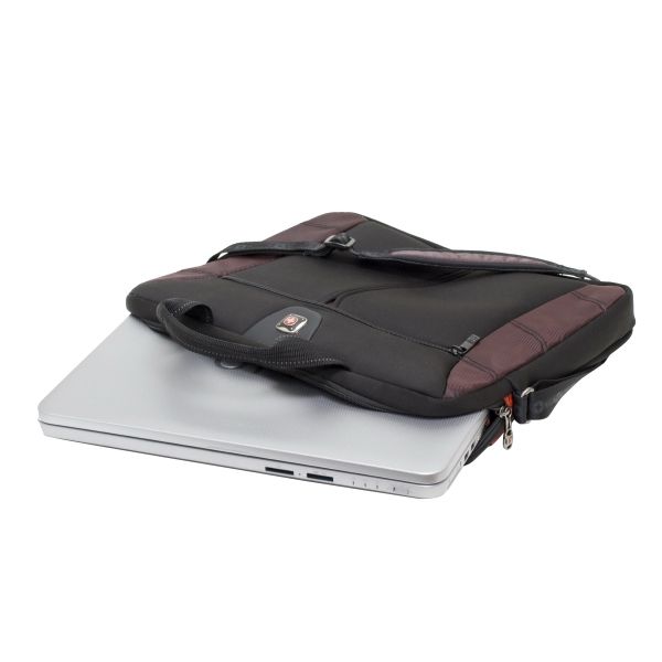Sherpa (tm) - Lightweight And Stylish, This Slimcase Is A Great Way To Carry Your Laptop Photo