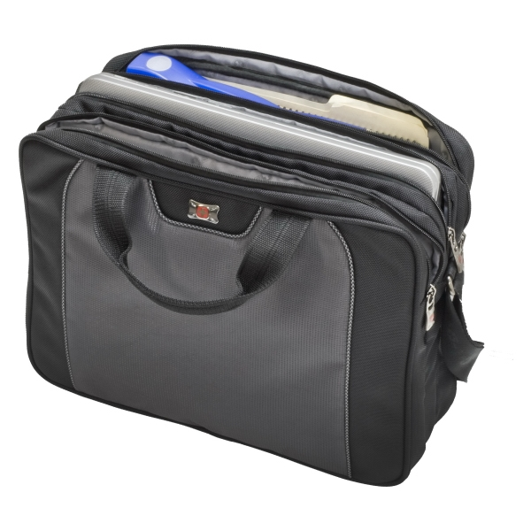 "Pillar - Lightweight And Spacious, This 16"" Slimcase Computer Sleeve Has Plenty Of Pockets Photo"