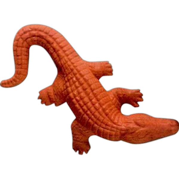 Alligator Shape Eraser Photo