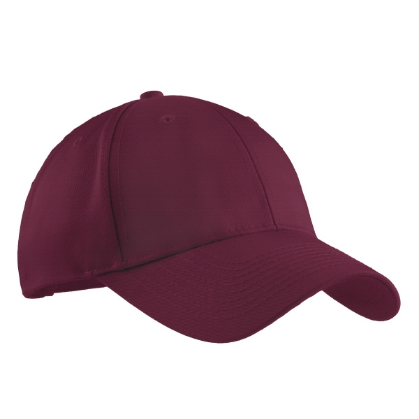 Port Authority (r) - Easy Care Cap With Adjustable Self-fabric Closure Photo