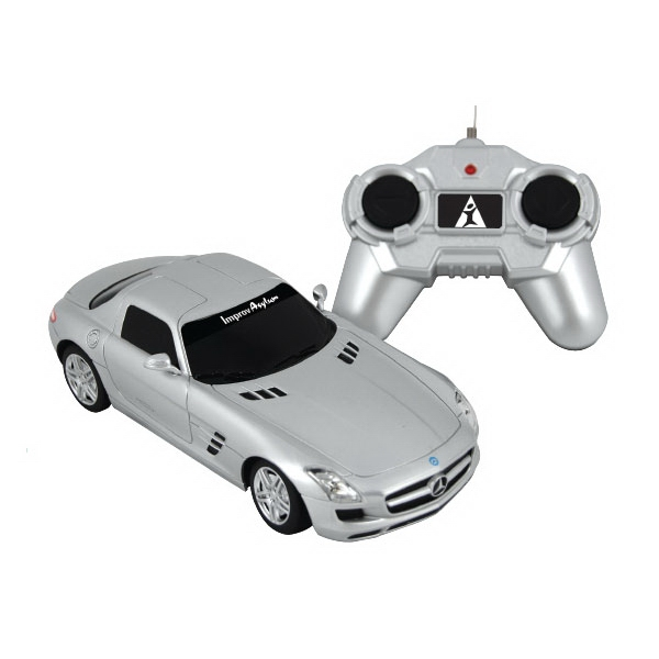 Mercedes-benz - Remote Control Car That Is Fully Licensed And Flawlessly Detailed Photo
