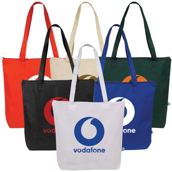 Madura - Eco-friendly Non-woven Recyclable Large Shopping Tote Photo
