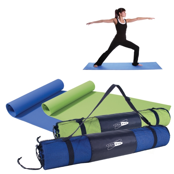On-the-go - Yoga Met With Carrying Case Photo