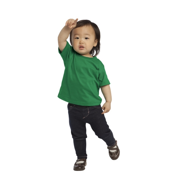 Precious Cargo (r) - Lights - Toddler 100% Ringspun Combed Cotton T-shirt With Double Needle Sleeves Photo