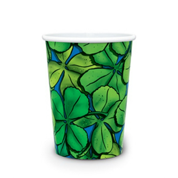 Reusable White Plastic Cup-17 Oz.-full Color- 5-day Std; Rush: 24 Hr,1,2,3,or 4-day Photo