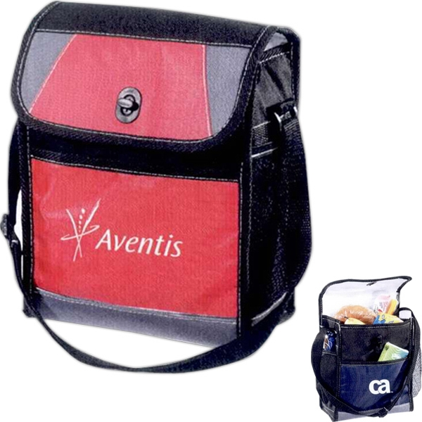 The Urban - Ripstop Lunch Bag, 600d Polyester With Ripstop Trim Photo