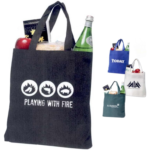 The Entry - Large Classic Tote Bag With Durable Straps Photo