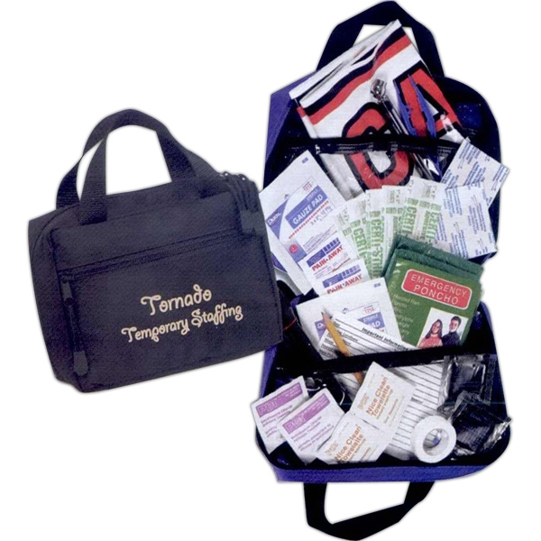 All Purpose Road Hazard Kit With Reusable Bag Photo