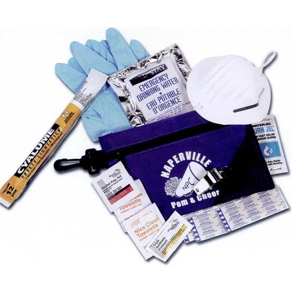 Emergency Kit With Reusable Bag Photo