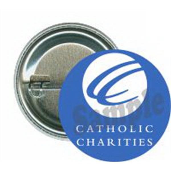 Catholic Charities, Charity Button
