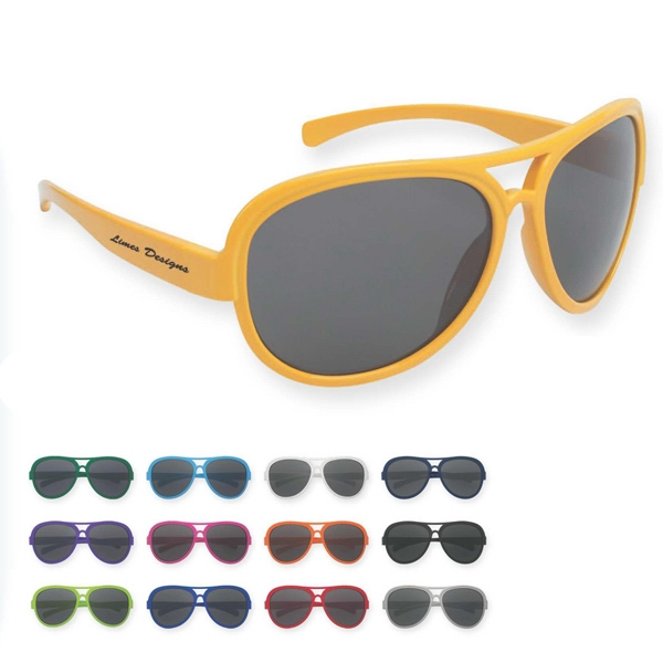 Navigator - Sunglasses Made Of Recycled San Material Photo