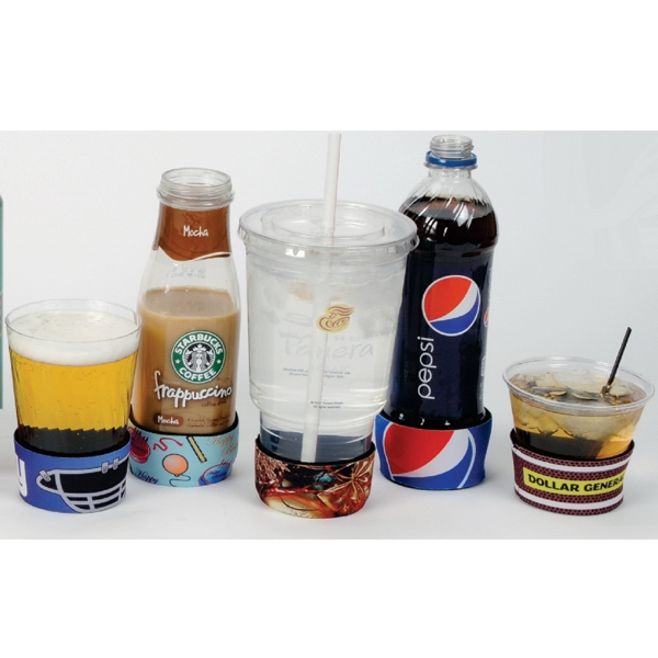 Sublimation - 3-d Beverage Coaster Photo