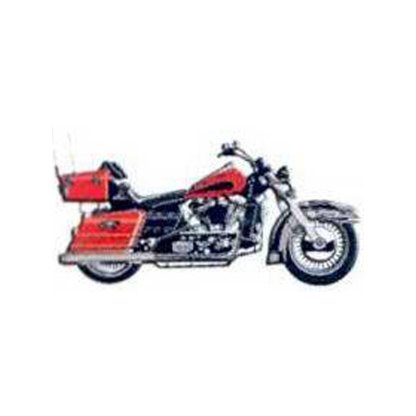 "Temporary Tattoos (tm) - Stock, Non Toxic, Hypoallergenic 2"" X 2"" Motorcycle Tattoo Is Fda Certified Photo"