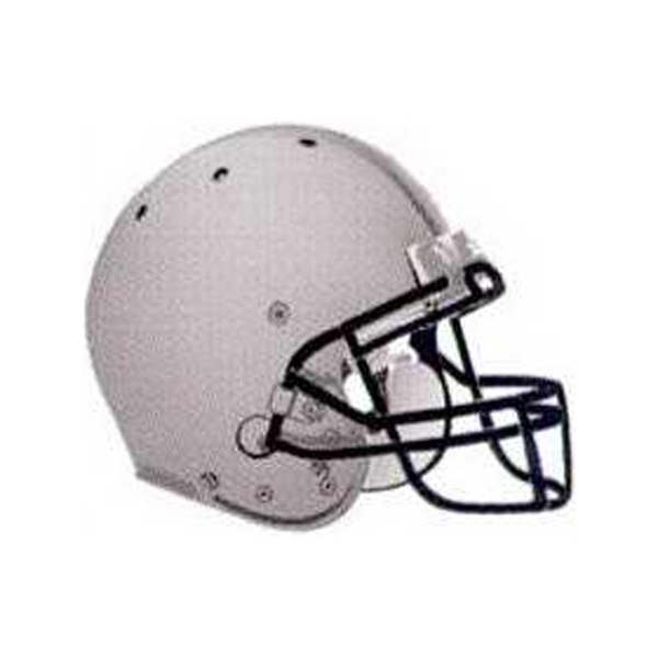 "Temporary Tattoos (tm) - Stock, Non Toxic, Hypoallergenic 2"" X 2"" Football Helmet Tattoo Is Fda Certified Photo"