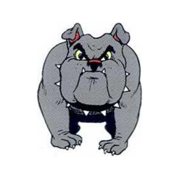 "Temporary Tattoos (tm) - Stock, Non Toxic, Hypoallergenic 2"" X 2"" Bulldog Tattoo Is Fda Certified Photo"