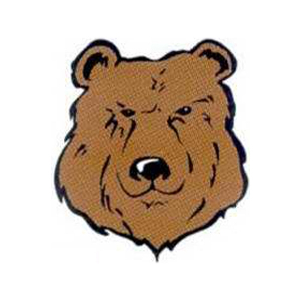 "Temporary Tattoos (tm) - Stock, Non Toxic, Hypoallergenic 2"" X 2"" Bear Head Tattoo Is Fda Certified Photo"