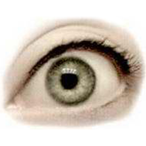 "Temporary Tattoos (tm) - Stock, Non Toxic, Hypoallergenic 2"" X 2"" Eye Tattoo Is Fda Certified Photo"