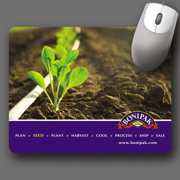 "Origin'l Fabric (r) - 7""x9""x3/16""-antimicrobial Fabric Surface Mouse Pad-5-day; Rush: 24hr,1,2,or 3-day Photo"