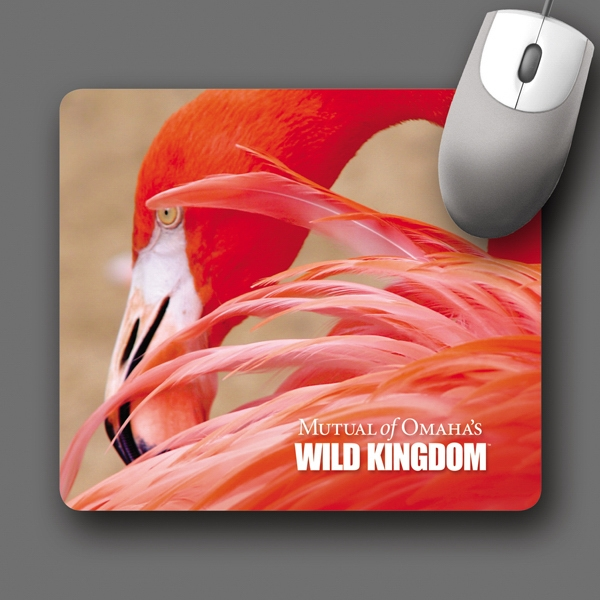 "Origin'l Fabric (r) - 7""x8""x1/16""-antimicrobial Fabric Surface Mouse Pad-5-day; Rush: 24hr,1,2,or 3-day Photo"