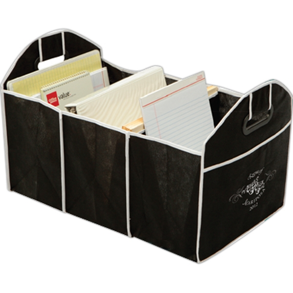 Ruff Ready (r) - A Trunk Organizer Made From Non-woven Recyclable Polypropylene Photo