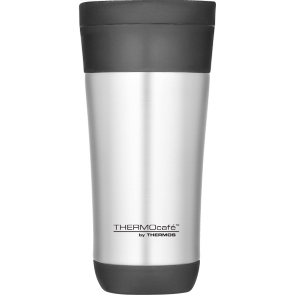 Thermo Cafe' (tm) - Travel Mug With Scratch-resistant Base. Available June, 2012 Photo