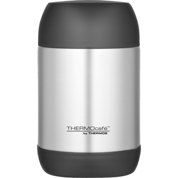Thermo Cafe' (tm) - Stainless Steel Food Jar Is Wide Mouthed. Available June, 2012 Photo