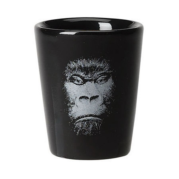 1.75 Oz. Ceramic Shot Glass Photo